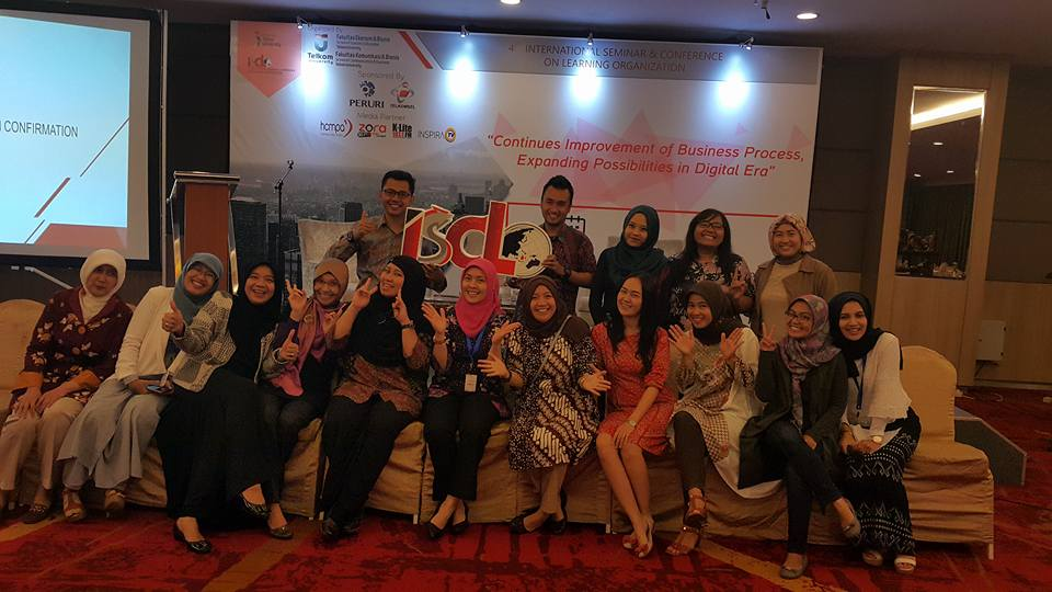 4th International Seminar and Conference on Learning Organization